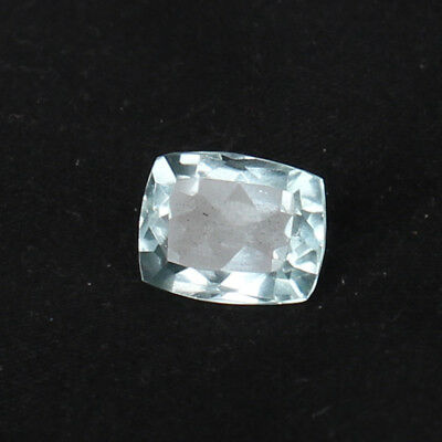 Natural 4.75 Ct. Certified Greenish Blue Color Aquamarine Cushion Cut Loose Gem