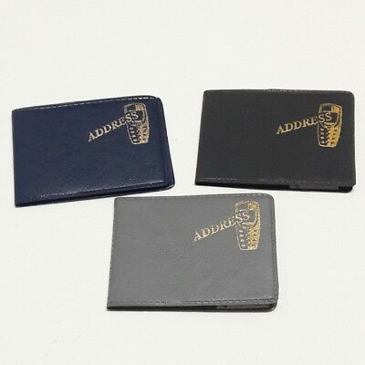 Analog Address Phone Number Record Mini Book Pocket Contact Collect Babyboomer