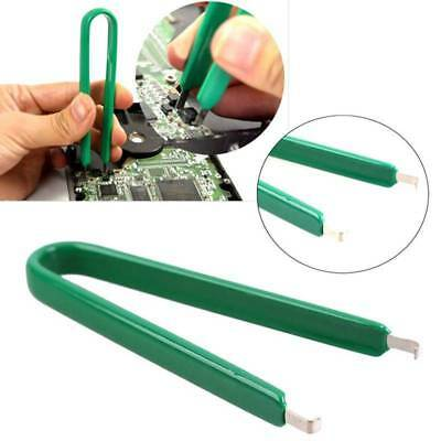 U Type Flat IC Chip Protection Pliers Circuit Board ROM Extractor Removal Puller