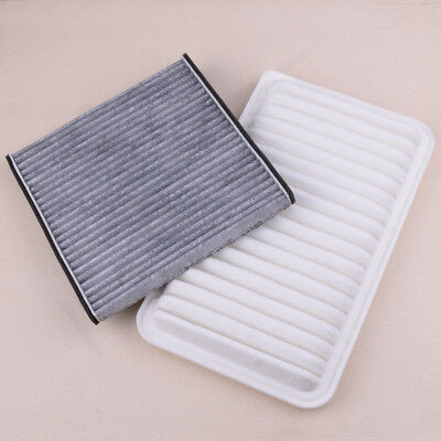Engine Filter Cabin Air Filter Combo Set For Toyota Camry Sienna & Solara Lexus