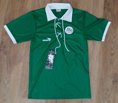 St. Gallen Switzerland rare retro vintage lace style Jako BNWT home shirt size S