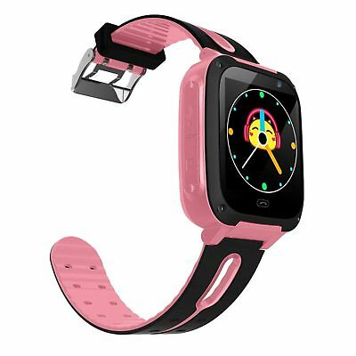 NEW Children Kids Smart Wrist Watch Camera Step Counter Call For Android & iOS