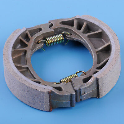105mm Rear Drum Brake Pads Shoes fit GY6 Moped Scooter 50cc 110cc 125cc 150cc