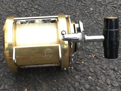 Penn International 50W Saltwater / Big Game / Offshore Fishing / Deep Sea Reel