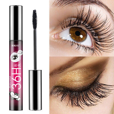 Fibra di ciglia 4D Silk Mascara Crema trucco Lash Waterproof Eye Black Extension