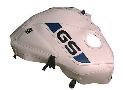 BAGSTER tank cover BMW R1150GS ADVENTURE 01-06 white blue BAGLUX protector 1450C