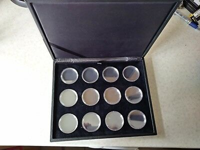 Luxury Coin Case Made To Your Specification CAPSULES INCLUDED
