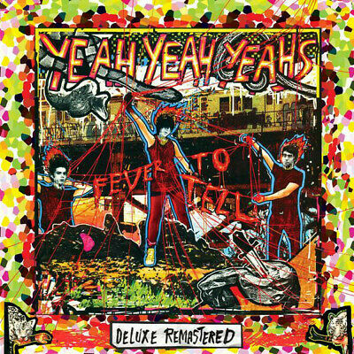 Yeah Yeah Yeahs Fever To Tell deluxe ltd rmstrd Vinyl 2 LP NEW sealed