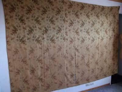 Large 19th Century Upholstery Tapestry Panel  285cm,x 190cm