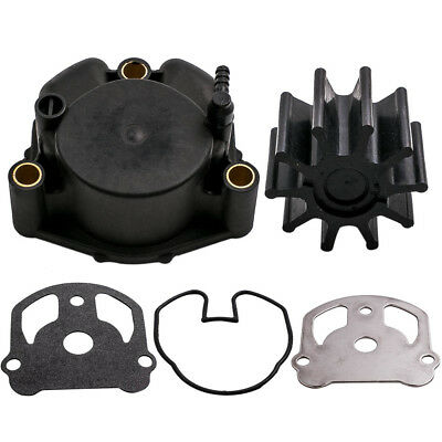 Water Pump Impeller Kit for OMC Cobra with Liner replaces 984461 983895 BIN