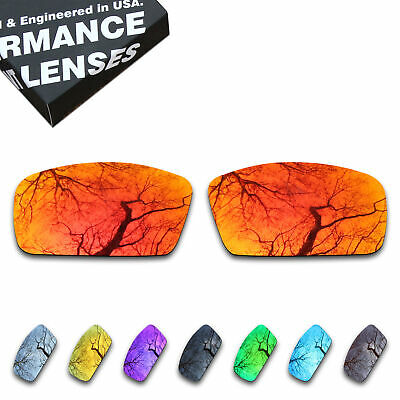 7e83a5014f T.A.N Polarized Lenses Replacement for-Oakley Canteen 2006-Multiple Options