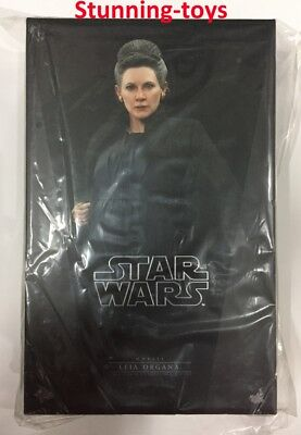 Hot Toys MMS459 Star Wars: The Last Jedi 1/6 Leia Organa New IN-STOCK