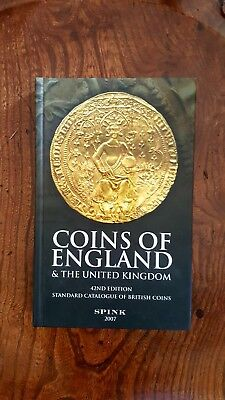 Spink Coins of England and the United Kingdom 2007 42nd Edition Hardback