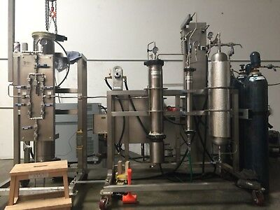 Eden Labs Cannabis CO2 Extraction Machine