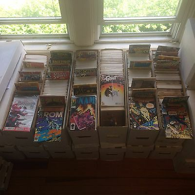 Over 1850 Marvel Comic Books - $1.00 Each - FULL LIST - $4 Shipping Any Quantity