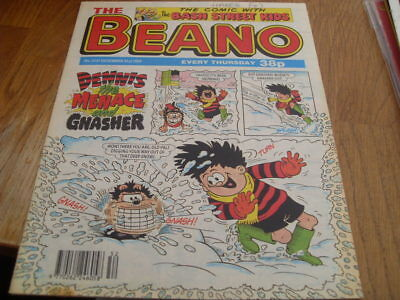 The Beano Comic  No 2737 Dec 31St 1994