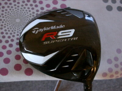 Taylor Made Driver R9 SuperTri