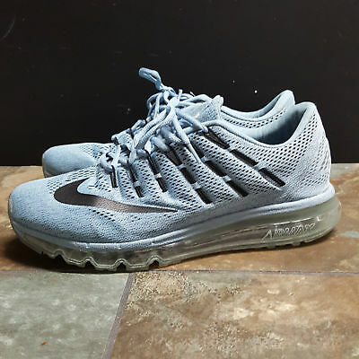 NIKE AIR MAX 2016 Athletic Running Shoes Mens Size 14 Oreo