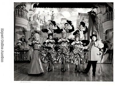 "Vintage Disneyland Golden Horseshoe Revue Show Press  Photo 8""x10"""