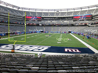 GIANTS Football vs. TITANS Met Life Stadium NJ, & parking pass, Sun.Dec.18@ 1PM