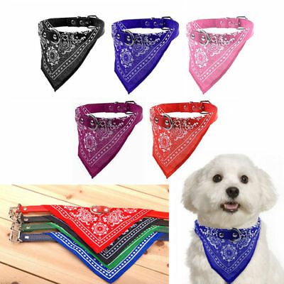 Cute Dog Cat Bandana Accessories Adjustable Necktie Collar Bowtie Pet Bow Tie UK