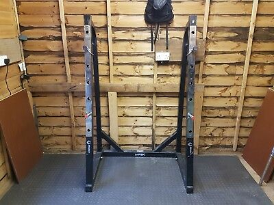 Marcy SR50 Squat Rack Stand with catchers