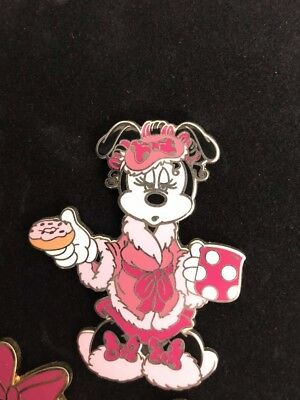 Disney Trading Pin Tired Minnie Mouse Pin