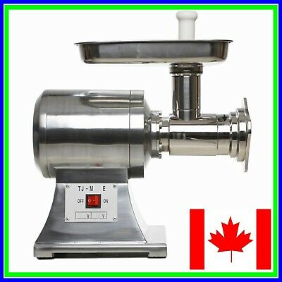 True 1Hp Commercial Meat Grinder Electric No. 22 Etl