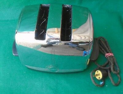 Vintage Sun Beam Electric Toaster T-20B