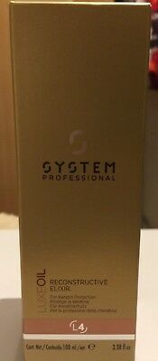 Wella System Professional Luxe Oil 100ml