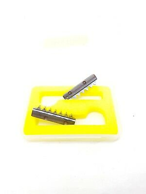 x2 Kennametal TM25N 8UN TM25N8UN Carbide Inserts KC610M Thread Milling Tips #MK4