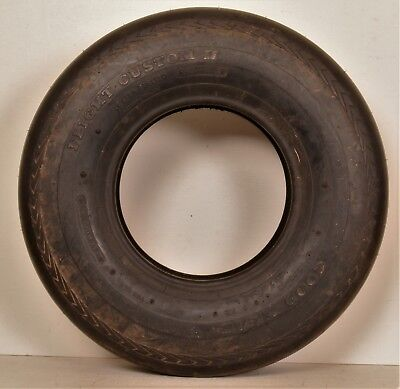 Goodyear Flight Custom II 6.50-10 6 PR Airplane Aircraft Tire 650T66-1