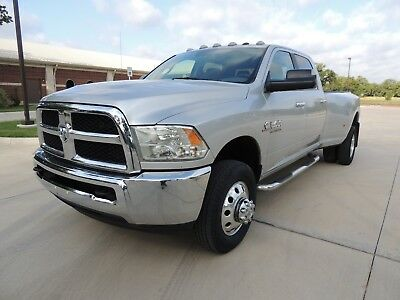 2016 Dodge Ram 3500 SLT Lone Star Edition 2016 Dodge Ram 3500 SLT Lone Star Edition Crew Cab 4WD