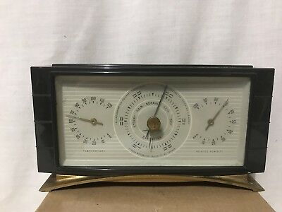 Airguide Instrument Co Barometer Chicago
