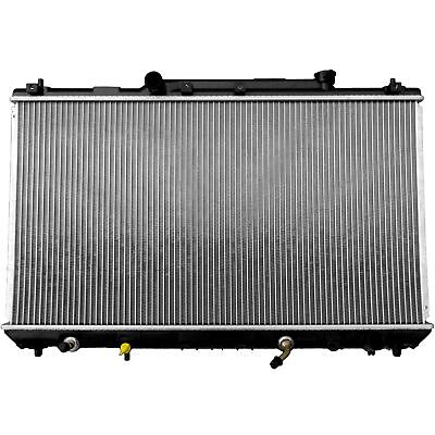 Brand New Replacement Aluminum Radiator for 99-01 Toyota Camry Solara 2.2L l4