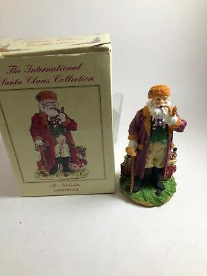 The International Santa Claus Collection 2000 St. Nicholas SC47 Luxembourg