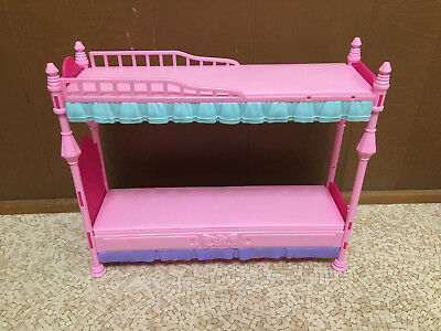 Barbie Sisters Bunk Beds Play Set Blaise The Baker