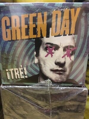 Green Day-iTre! [CD+T-shirt Bundle] CD Box set