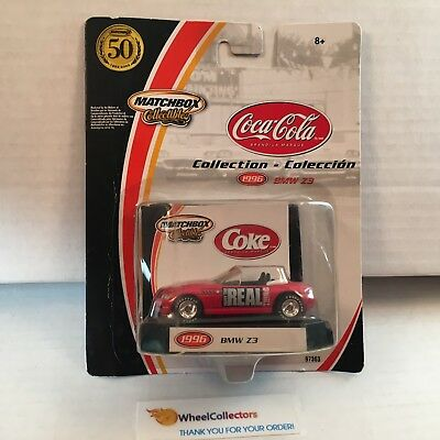 #3  BMW Z3 * Matchbox Coca-Cola Series * WA17
