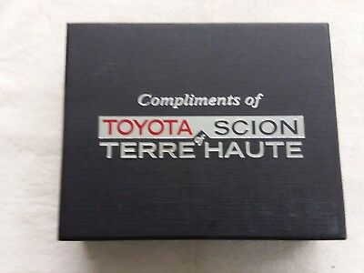 Toyota Key Rings And Pen Set