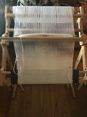 PLANS TO BUILD a 4-Harness Table Loom for about $50 - $13 50