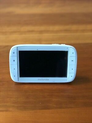 Baby Safety & Health Baby Motorola Baby Monitor Mbp12 Receiver Only