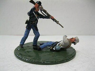 American Civil War toy soldiers by Bussler