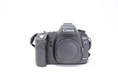 Canon EOS 5D Mark II 21.1MP Digital SLR Camera - Black (Body Only) 23K shutter