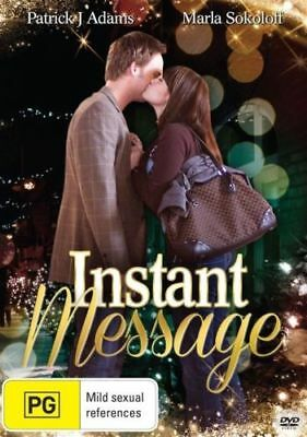 Instant Message [CHRISTMAS In Boston] DVD TV MOVIE OUTSTANDING FILM BRAND NEW R4