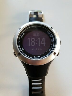 Sunnto Ambit 2 S with heart rate monitor - Black in great condition
