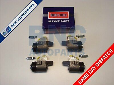 FRONT BRAKE WHEEL CYLINDER set of 4  for  VAUXHALL VICTOR FB - 1961 to 1964