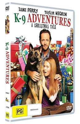 K-9 ADVENTURES - A Christmas Tale [Scoot & Kassies] DVD XMAS MOVIES BRAND NEW R4