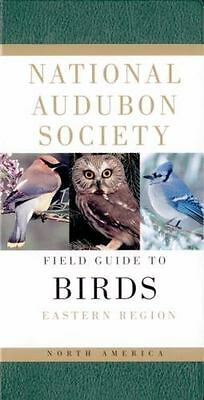 National Audubon Society Field Guide to North American Birds (0679428526).