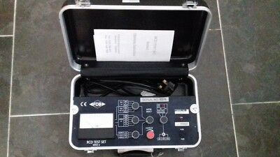 FDB RCD Test Set Series 6